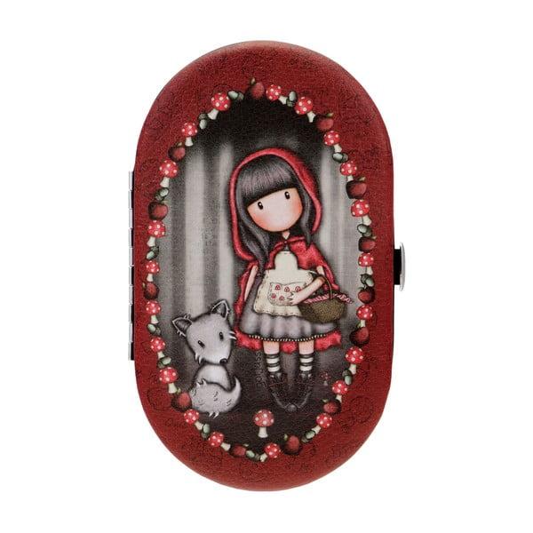 Manikúrní set Gorjuss Little Red Riding Hood