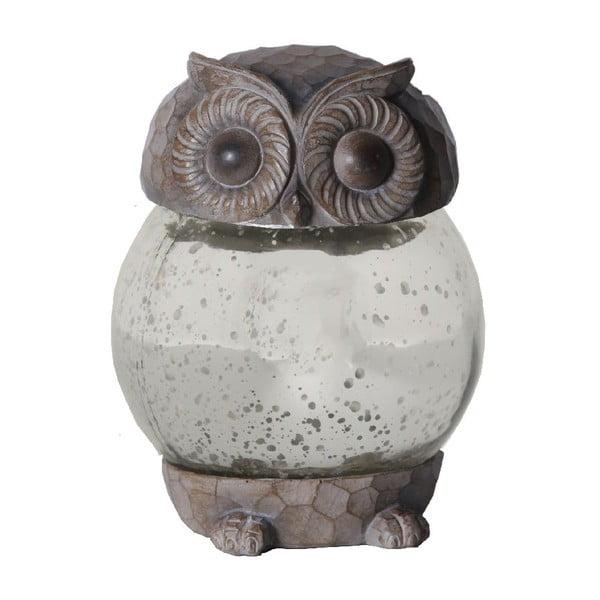 Záhradné LED svietidlo Best Season Owl