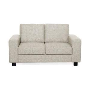 Canapea cu 2 locuri Softnord Aaron, bej