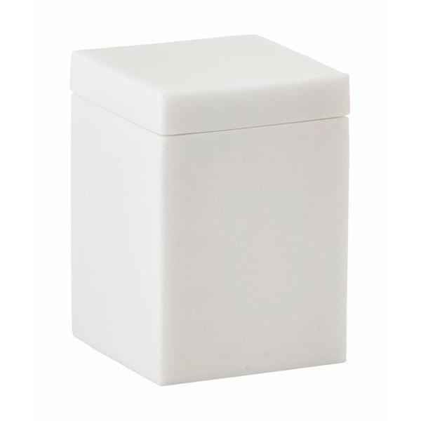Białe pudełko na kosmetyki Aquanova Moon