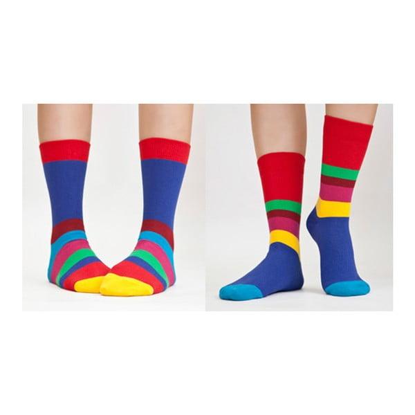 2 páry ponožek Carousel, velikost 41-46