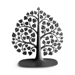 Stojan na šperky Cool Tree, černá