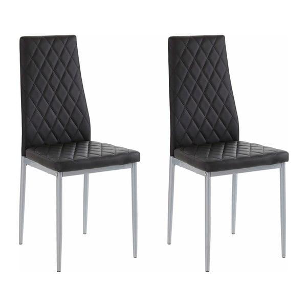 Barak 2 darab fekete szék - Støraa