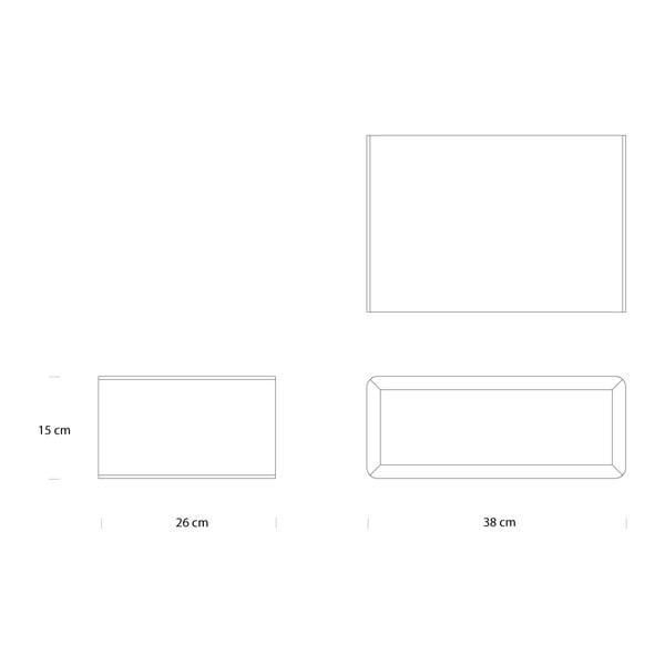 Nástěnný noční stolek Ellenberger design Private Space