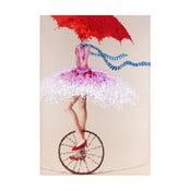 Obraz Deštník, 70x100 cm