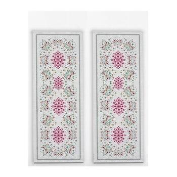 Set 2 naproane Madre Selva Flowers Tapestry imagine