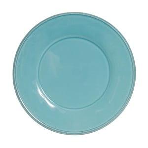 Farfurie din ceramică Côté Table, ⌀25,5 cm, albastru
