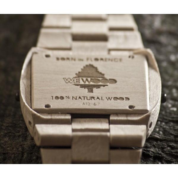 Dřevěné hodinky Jupiter Beige
