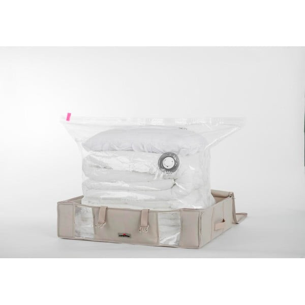 Cutie depozitare cu sac vacuum Compactor Life L