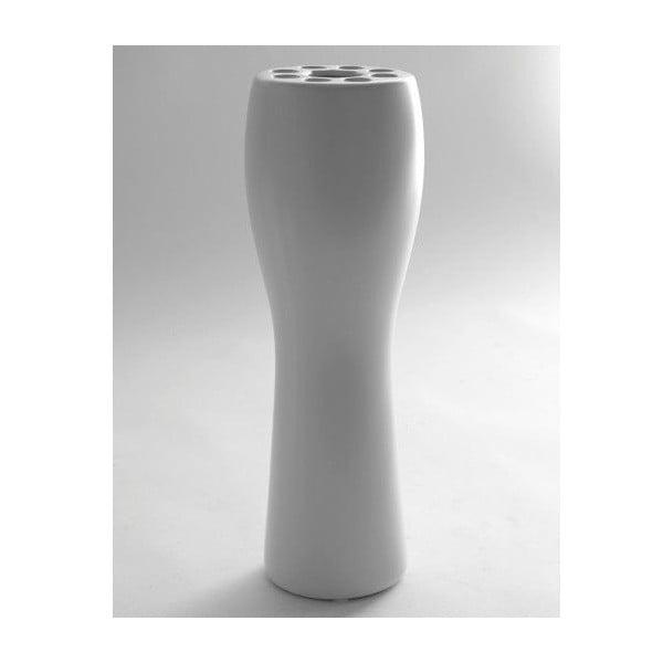 Porcelánová váza Divided, 35 cm