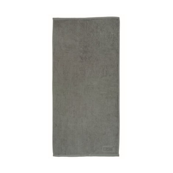 Ručník Kela Ladessa, světle šedý, 50x100 cm