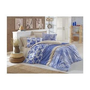 Lenjerie de pat cu cearșaf Arvales, 200x220cm