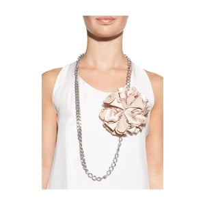 Dámský náhrdelník ve stříbrné barvě NOMA Jenny