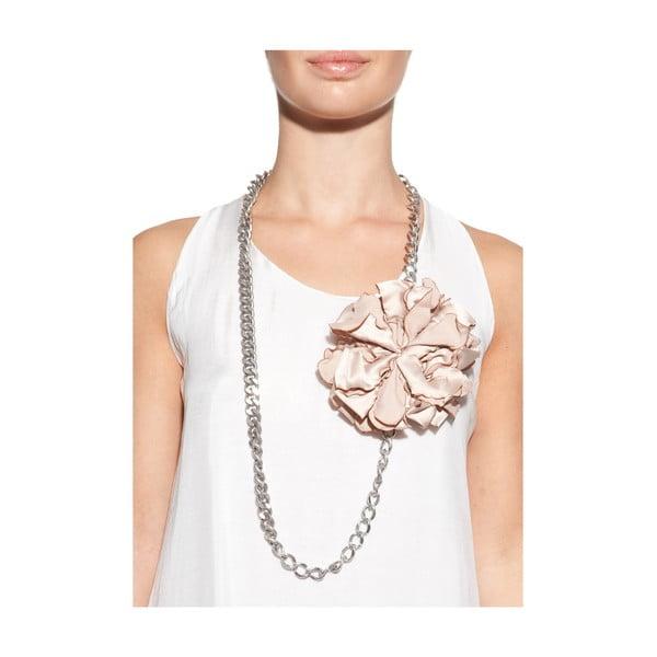 Jenny ezüstszínű nyaklánc - NOMA