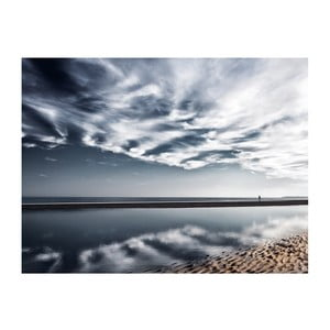 Skleněný obraz Solitaire 60x80 cm