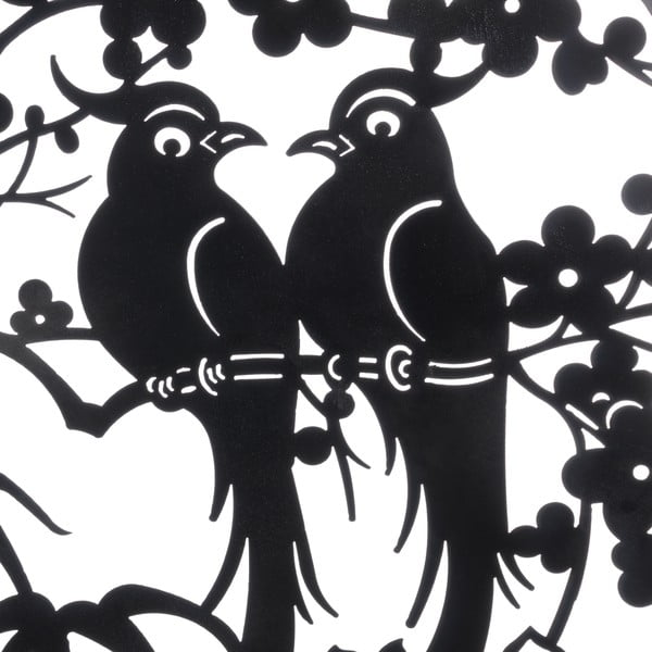 Nástěnná dekorace Birds Branch