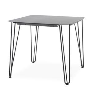 Šedý stůl Mobles 114 Rambla