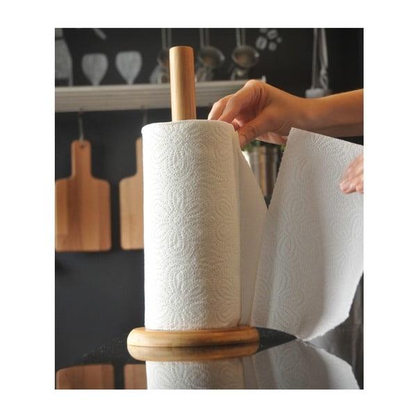 Bambusový stojan na kuchyňské utěrky Laisy