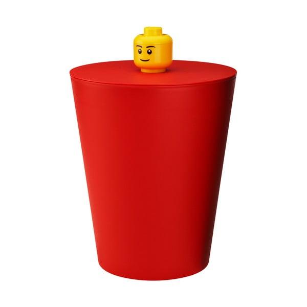 Lego koš, červený