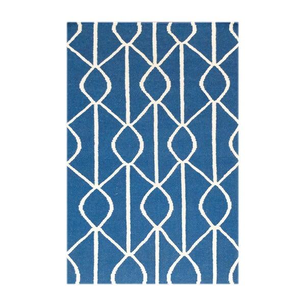 Vlněný koberec Kilim No. 186, 120x180 cm