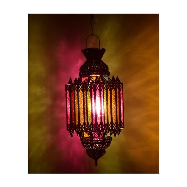 Arabské stínítko Goa 27x47 cm