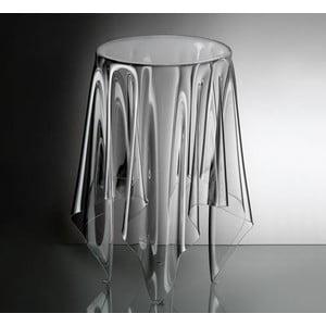 Odkládací stolek Essey Tall Illusion Clear