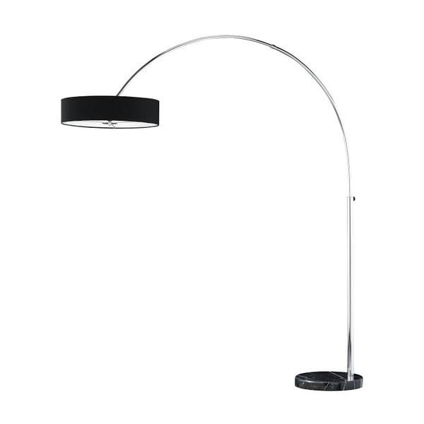 Stojací lampa Trio Serie 205 cm, černá