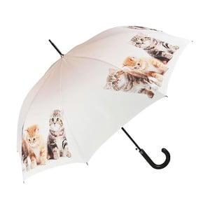 Holový deštník Von Lilienfeld Kittens Trio