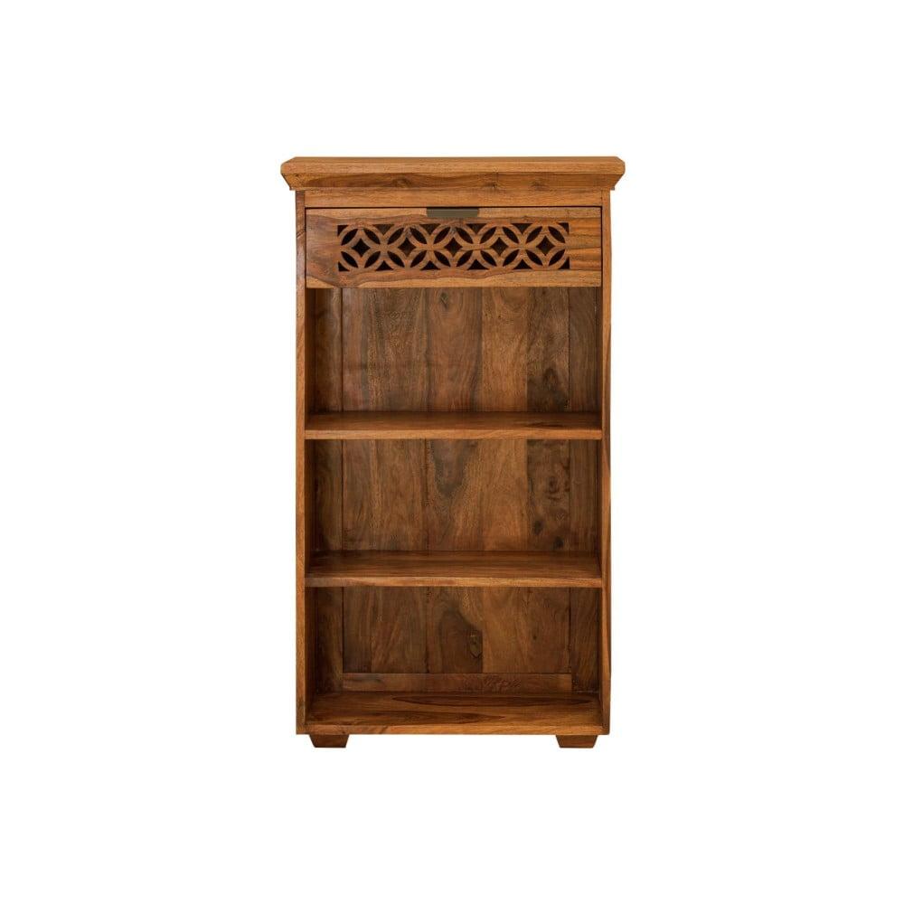 Knihovna z palisandrového dřeva Massive Home Rosie