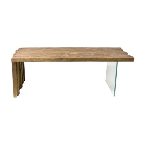 Konferenční stolek Coffee Glass, 115x55x45 cm