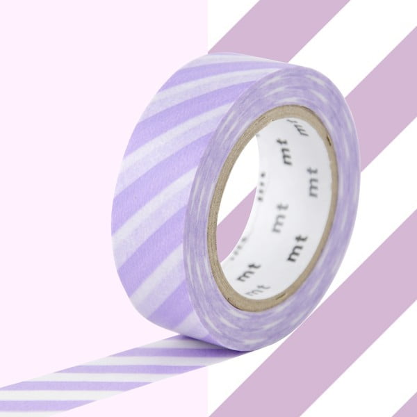 Bandă decorativă Washi MT Masking Tape Casimir, rolă 10 m