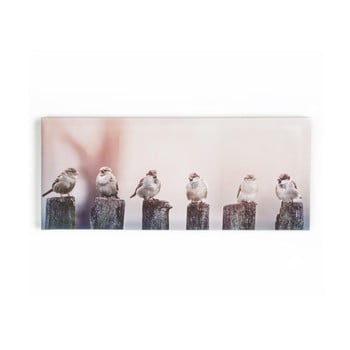 Tablou Graham & Brown Morning Tweets, 100 x 40 cm de la Graham & Brown