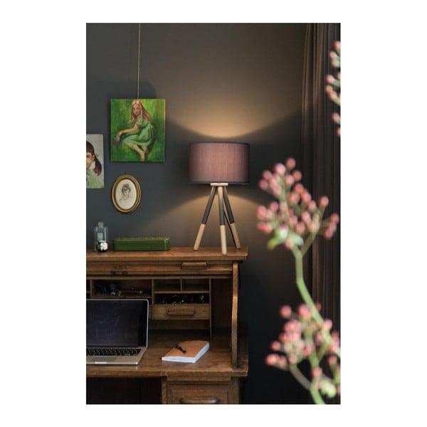 Šedá stolní lampa Zuiver Highland