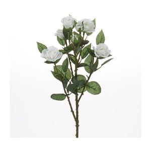 Umělá květina In White, 50 cm