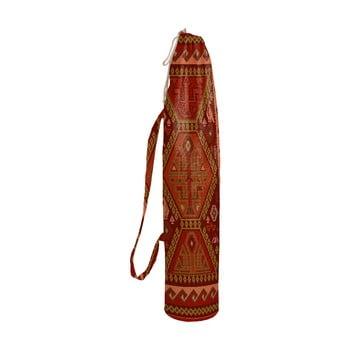 Husă textilă pentru saltea yoga Linen Couture Boho, înălțime 80 cm imagine