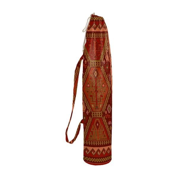 Husă textilă pentru saltea yoga Linen Couture Boho, înălțime 80 cm