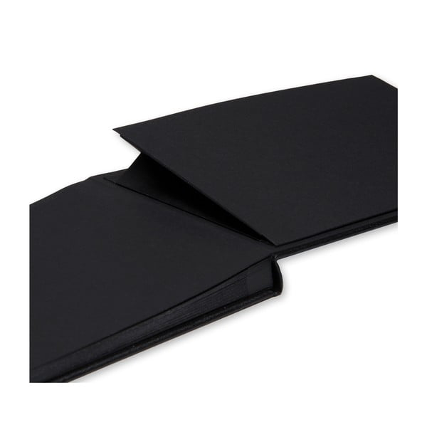 Černé album Moleskine, malé