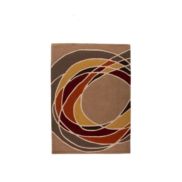 Koberec Flair Rugs Spectre Taupe/Ochre, 160 x 230 cm