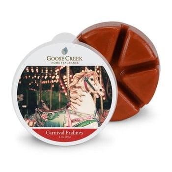 Ceară parfumată pentru lampă aromaterapie Goose Creek Carnival Pralines, 65 ore de ardere imagine