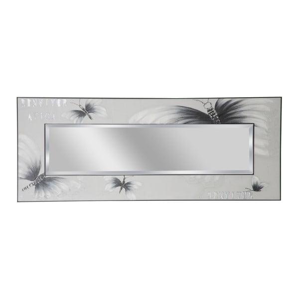 Nástenné zrkadlo s dekoratívnym rámom Mauro Ferretti Muro Flys, 150×60cm