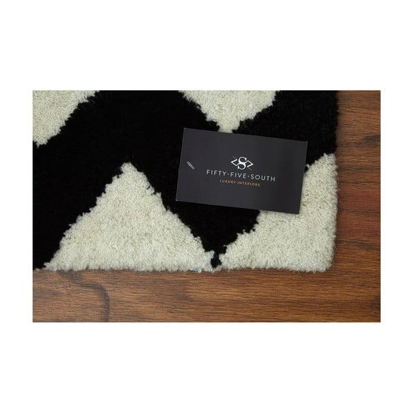 Ručně vyšívaný koberec South Beach, 150x240 cm