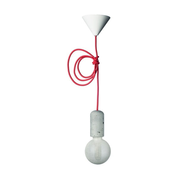 Sistem de iluminat roșu Jakub Velinsky, 1,2 m