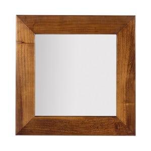Zrcadlo v rámu ze dřeva mindi Moycor Star
