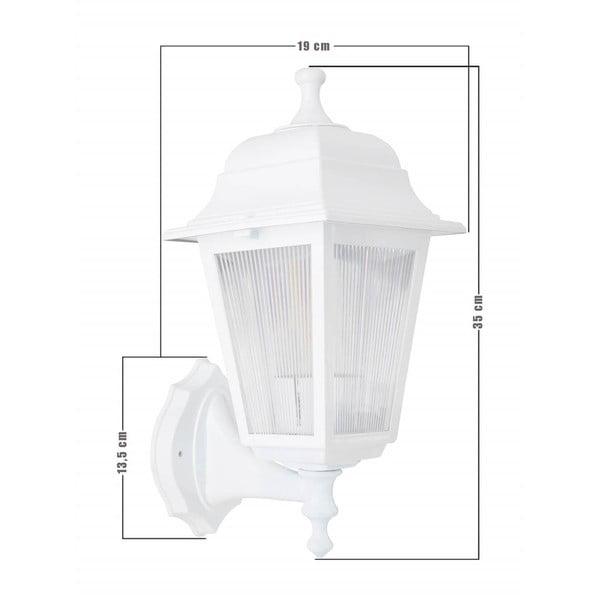 Aplică Lampas, alb