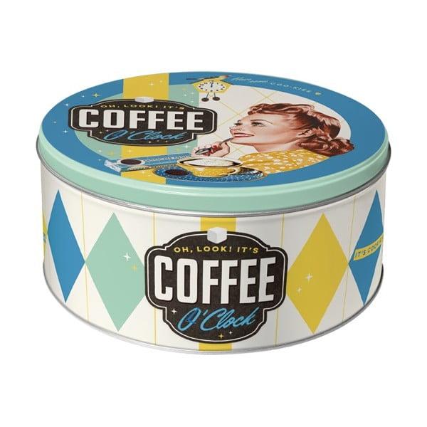 Kulatá dóza Postershop Coffee