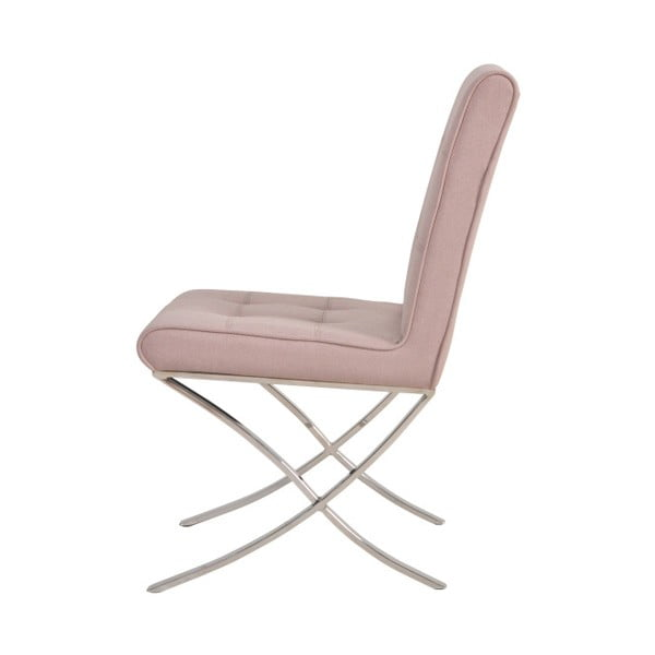 Sada 2 béžových židlí Garageeight Murcia