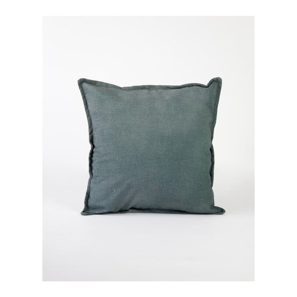 Zöld lenkeverék párnahuzat, 45 x 45 cm - Surdic