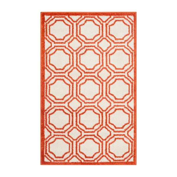Koberec i na venkovní použití Ferrat 76x121 cm, oranžový