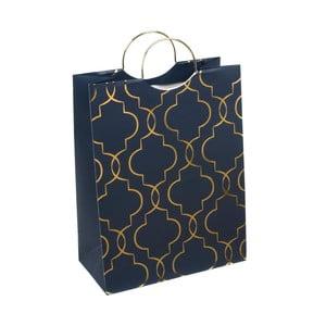 Modrá dárková taška Tri-Coastal Design Navy Blush