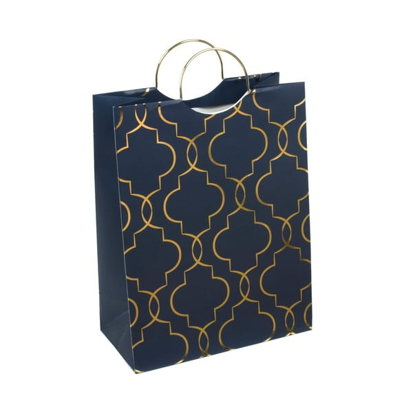 Dárková taška Tri-Coastal Design Navy Blush, modrá